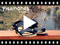 Video from Wide Straps Nubuck Sandals