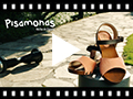 Video from Suede Sandals Wood-like Soles
