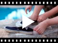 Video from Kids Espadrilles with Elastic Band