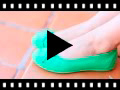 Video from Canvas Ballerina Flats