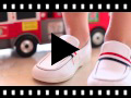 Video from Boys Flag Style Canvas Loafers