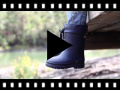 Video from Little Children Wellies with Adjustable Top by Igor