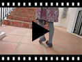 Video from Faux Suede Angelitos Mary Janes by Norteñas