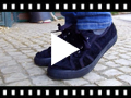 Video from Girls' and Women's Faux Fur Sneakers