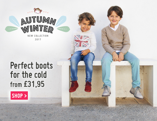 Boys Boots Automn Winter 2017