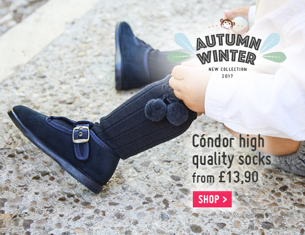 Boys Condor Textiles Automn Winter 2017