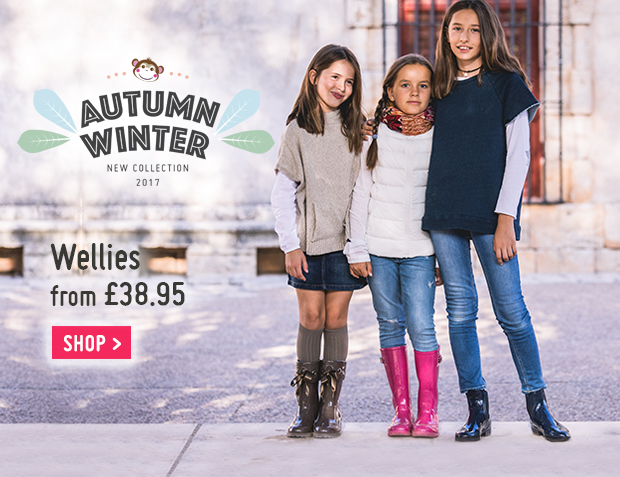 Wellies Automn Winter 2017