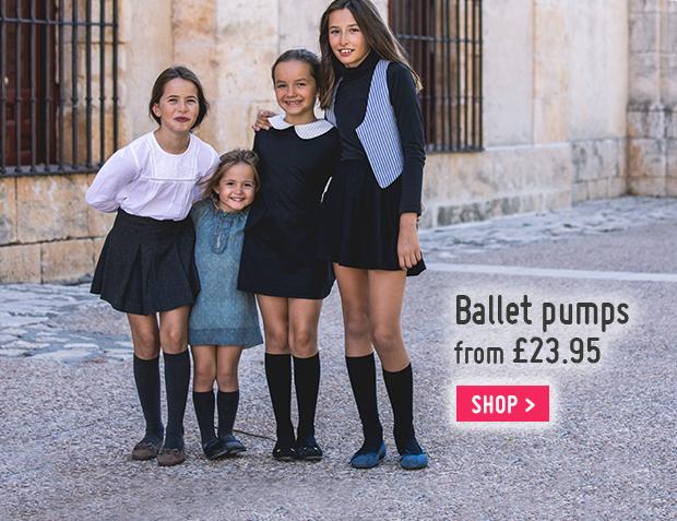 Ballet pumps and flats