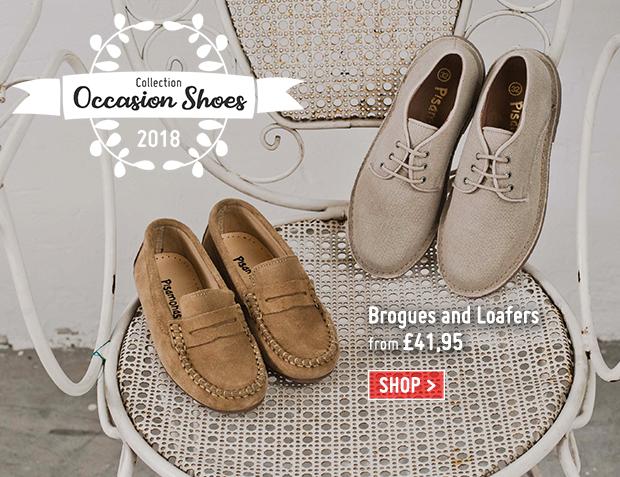 Boys Communion Shoes 2018