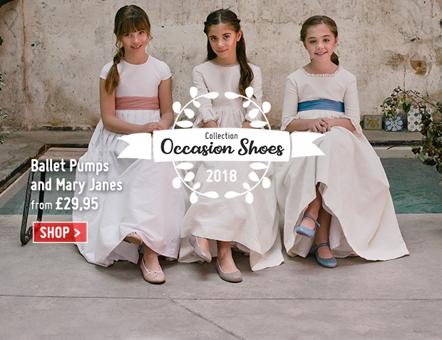 Girls Communion Shoes 2018