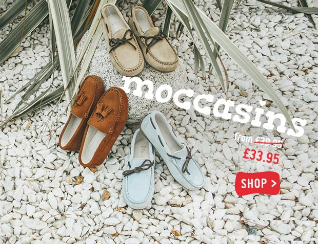 Mocassins and loafers