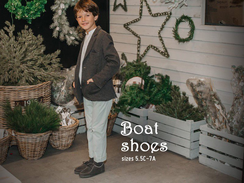 Boat Shoes for boys