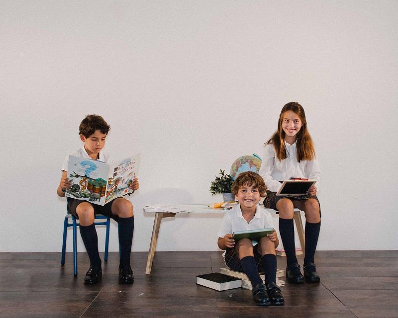 Pisamonas Children´s school uniform footwear