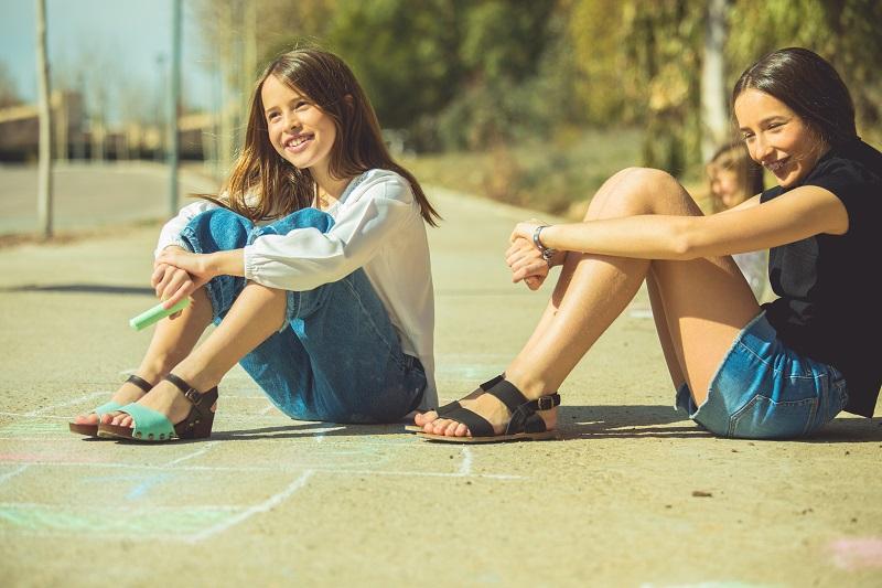 Sandals Girls Spring Summer Pisamonas