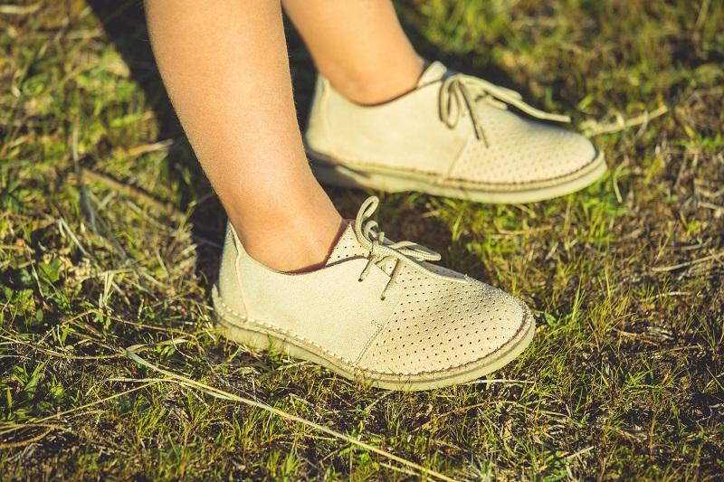 Bluchers Suede Shoes Pisamonas