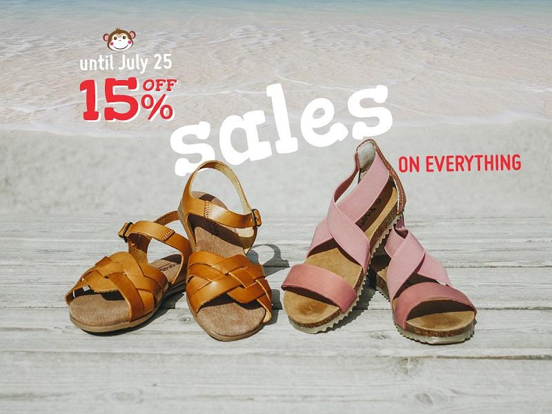 Summer Sales  Pisamonas